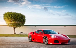ADV1 Ferrari F430 Wallpapers | HD Wallpapers