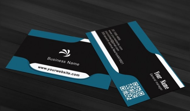 Business market card PSD template  PSD file | Free Download