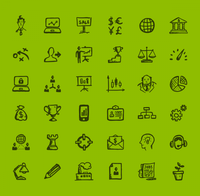 Busy Icons Free | IconStore