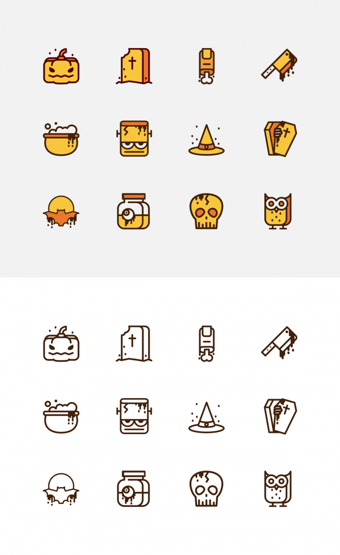 Halloween Icon Pack | IconStore