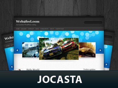 Jocasta WordPress Themes