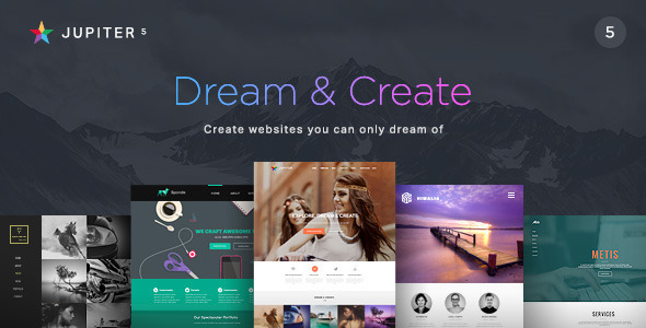 Jupiter – Multi-Purpose Responsive Theme – WordPress