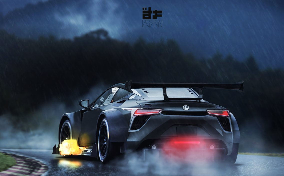 LeMans lc500 by Nism088 on DeviantArt