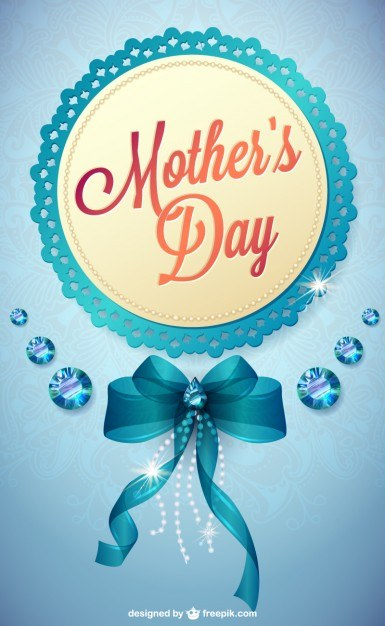 Mother's day vector free download Vector