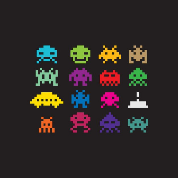 A Theranos employee made a crude Space Invaders clone