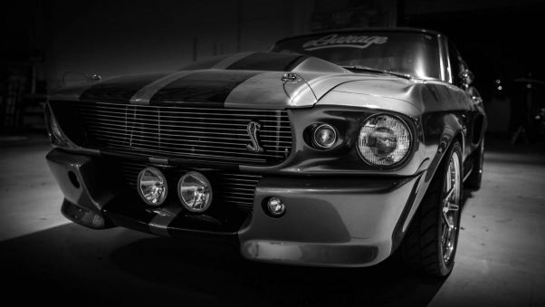 Wallpaper Shelby, Gt500, Eleanor, Ford mustang HD