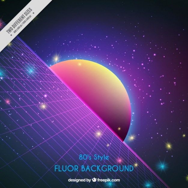 Shiny background in eighties style Vector   Free Download