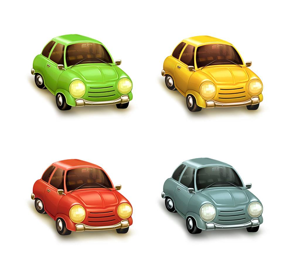 Vector cartoon car epin free graphic clipart iconsign vector cartoon car malvernweather Image collections