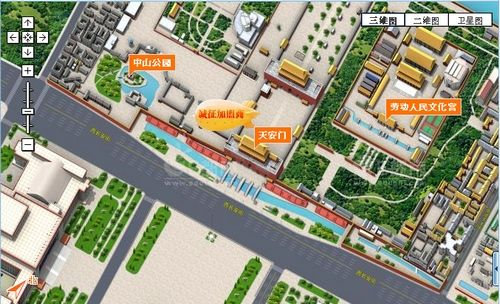 3D Map and Plan – China Citys