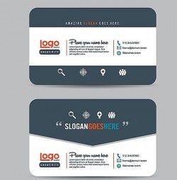 Business Business Card Vector
