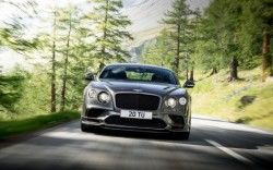 2017 Bentley Continental Supersports Wallpapers