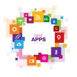 Best Apps Vector