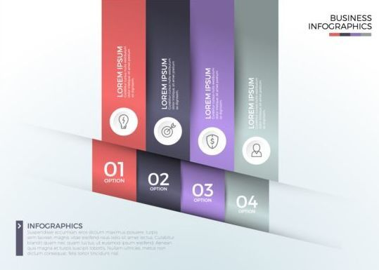 Business Infographic creative design 4441