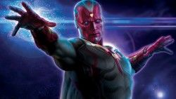 Avengers, Age of ultron, Paul bettany, Vision laptop 1366×768 HD Background