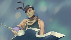 Naruto, Momochi zabuza, Weapons, Sword, Bandages laptop 1366×768 HD Background