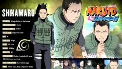Naruto, Nara shikamaru, Man, Inscription, Bandages laptop 1366×768 HD Background