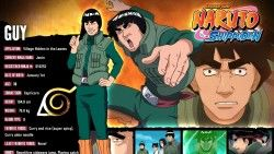 Naruto, Rock lee, Hyuuga neji, Tenten, Might guy, Inscription, Jacket laptop 1366×768 HD Ba ...