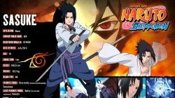 Naruto, Uchiha sasuke, Boy, Arms, Inscription laptop 1366×768 HD Background
