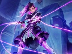 Sombra, Overwatch, Hacker 1600×1200 HD Background