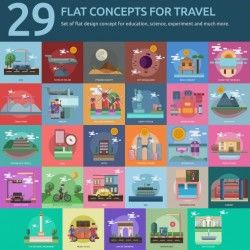 Travel designs collection