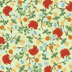 Elegant floral retro pattern seamless vector 03