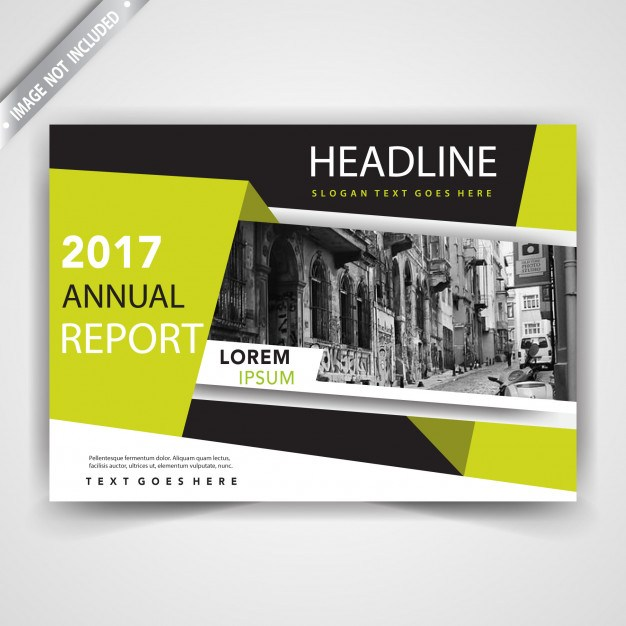 Business flyer cover