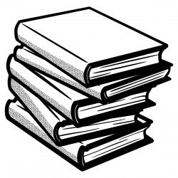 books – lineart Icons PNG