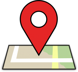 Map Location Icons PNG