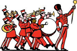 marching band Icons PNG