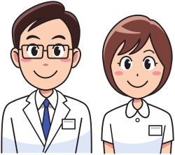 Medicine doctor and nurse Icons PNG