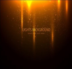 brown background with light vectors