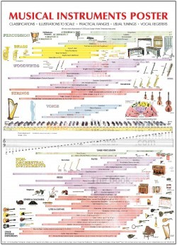 Musical Instruments Poster