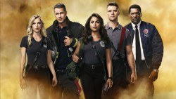 Wallpaper Chicago Fire