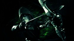 Wallpaper Green Arrow