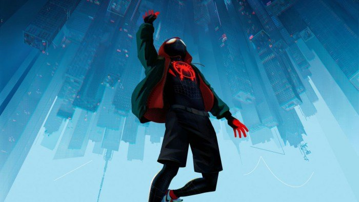 Wallpaper Spider-Man: Into the Spider-Verse