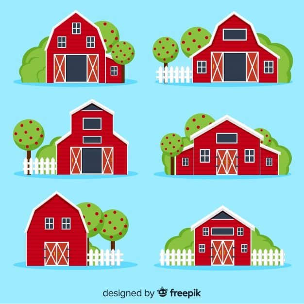 Farm housing collection