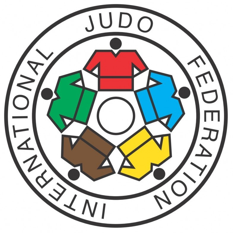 International Judo Federation (IJF) Logo