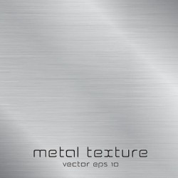 Silver texture effect metal background vector 02