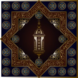 Islamic styles pattern decor vectors 08