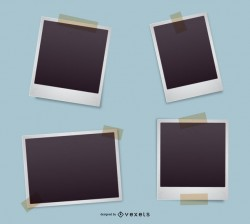 Polaroid frame set