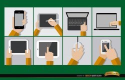 8 Mobile computer devices