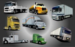 Photorealistic Shipping Lorry Pack