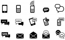 Simplistic IMS & SMS Icon Pack