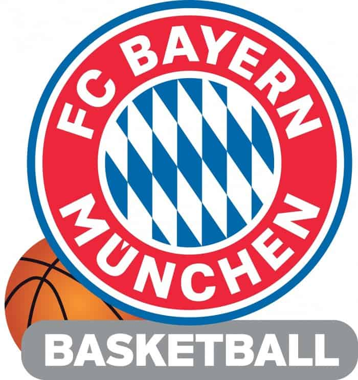 FC Bayern Munich Basketball Logo