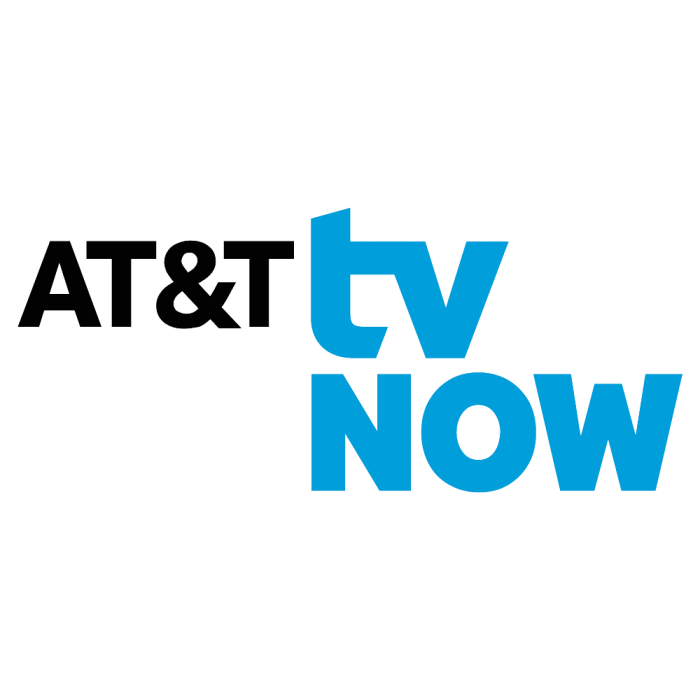 AT&T TV Now Logo