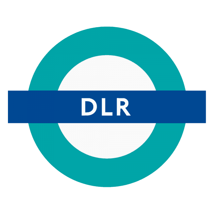 DLR Logo (Docklands Light Railway)