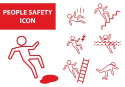 People Safety Icon