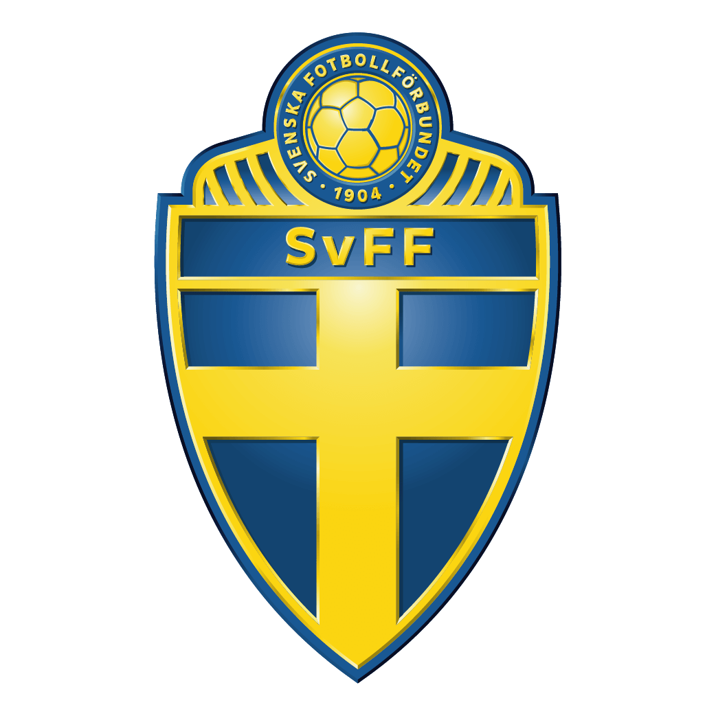 SvFF Logo – Swedish Football Association & Sweden National Football Team Logo