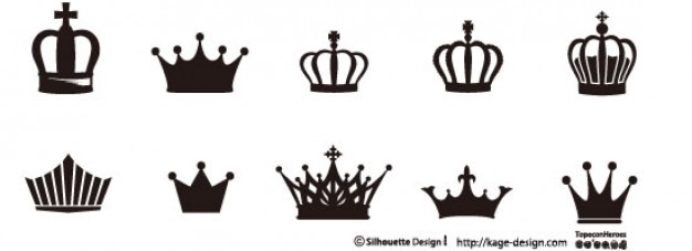 crowns 2  Vector | Free Download