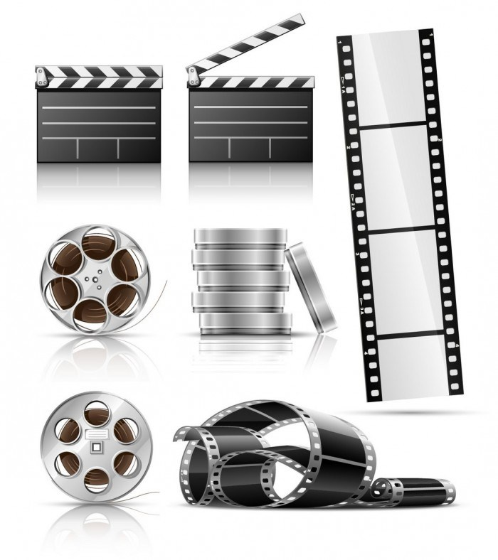 Film Negatives Vector
